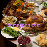 Thanksgiving Foods That Help You Sleep Better