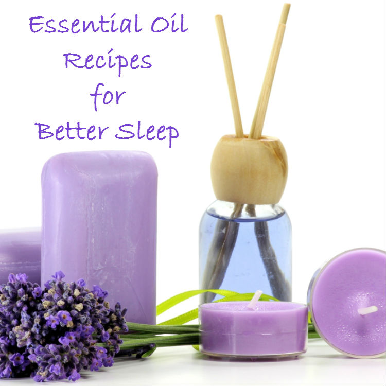 Best Essential Oil Diffuser Recipes for sleep