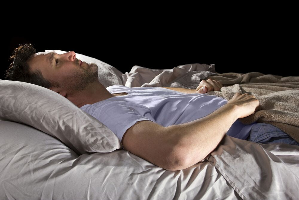 can't sleep when taking pre-workout supplements