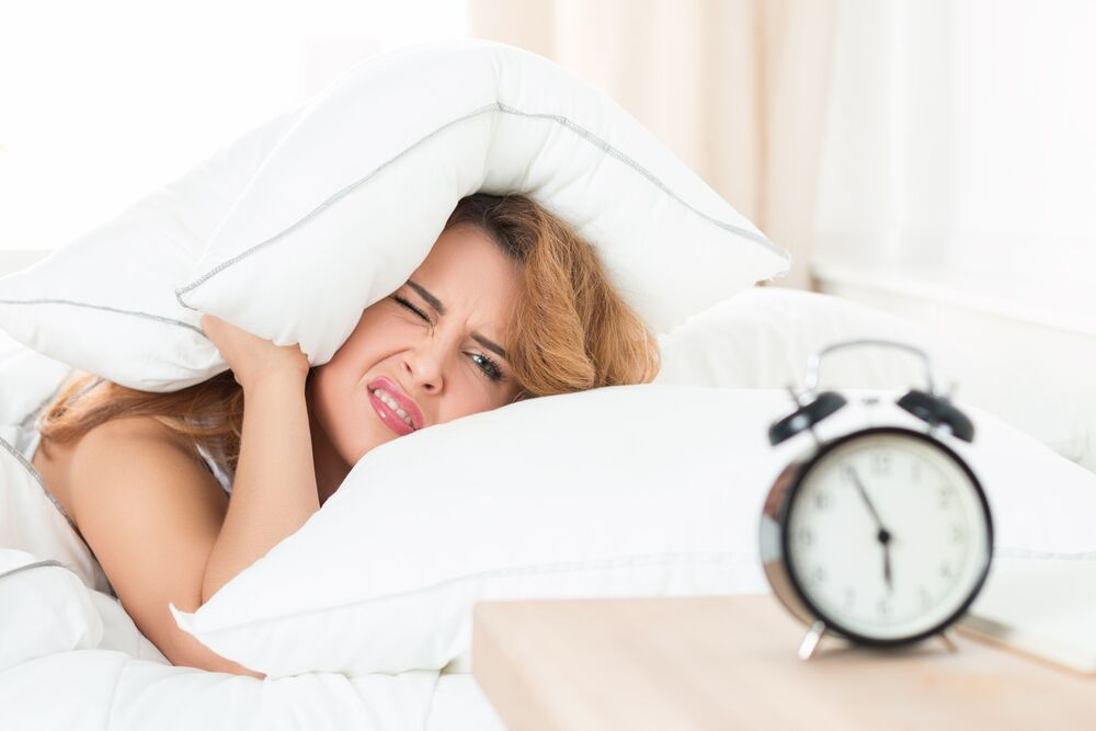 Sleep Problems Cause Holiday Stress
