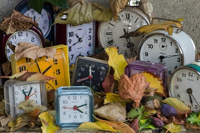 Fall Time Change Tips